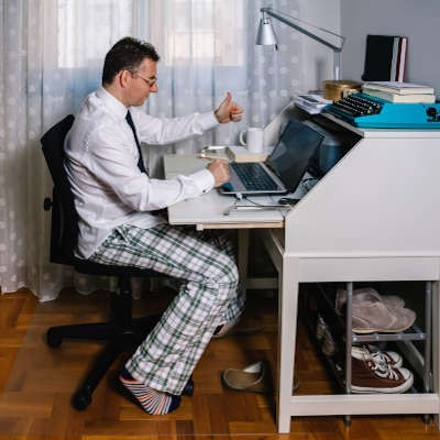 When Working from Home, Your Conditions are Important